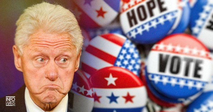 Bill Clinton Slams 'Awful Legacy' Of Past 8 Years – Burns Obama And Hillary In One Shot!