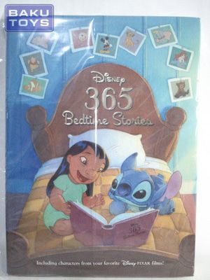 Disney 365 Bedtime Stories (English)
