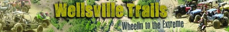 Wellsville Trails Off Road ATV Quad 4x4 MUD Hills Jeep