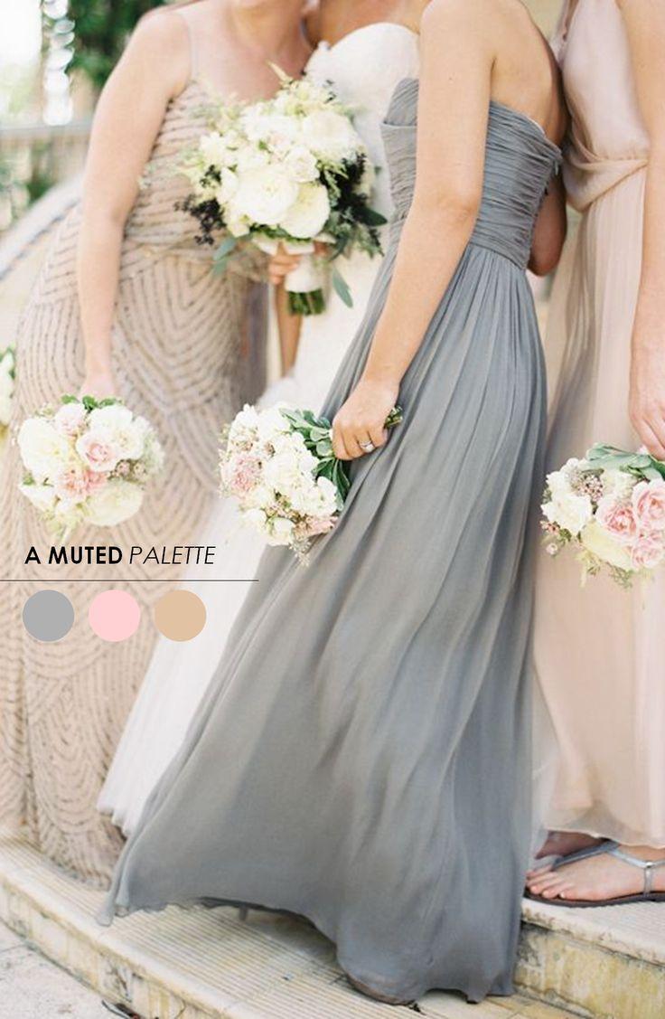 Beautiful mix & match dresses