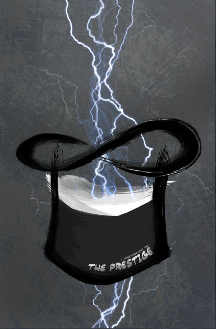 The Prestige (2006) ~ Minimal Movie Poster by Edgar Ascensao #amusementphile