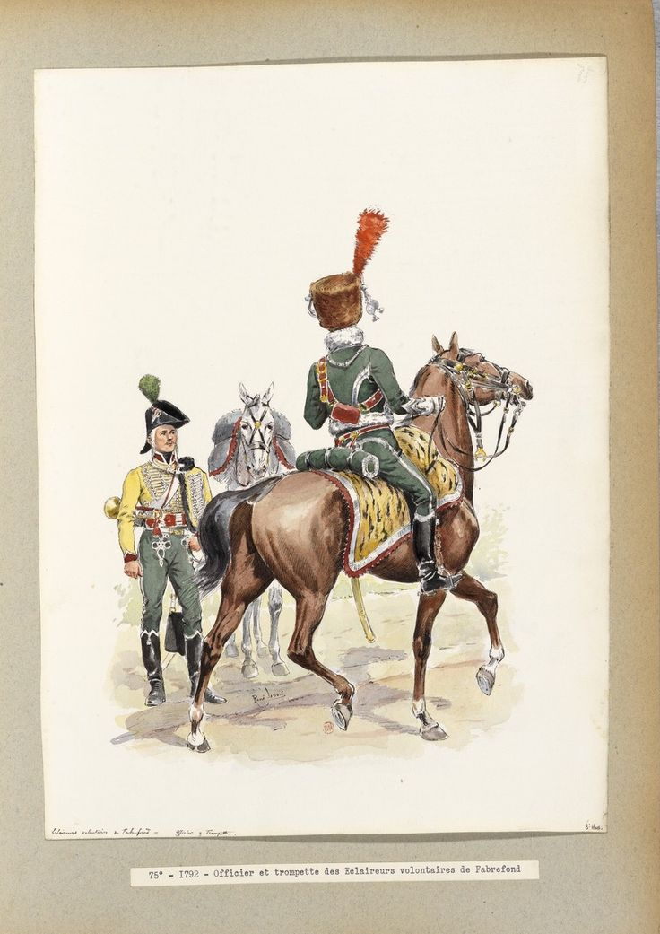 6692 best Napoleonic Light Cavalry images on Pinterest ...