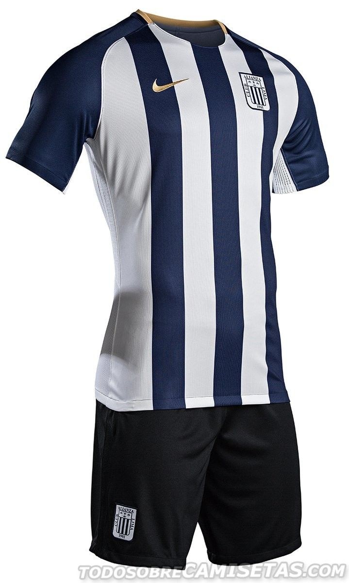 d7f62f97 Uniforme Nike de Alianza Lima 2018 | alianza lima | Camisetas nike ...