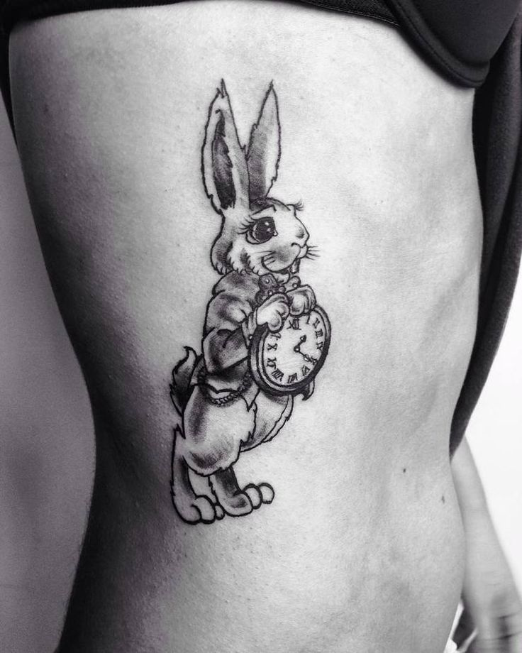 78+ Images About Rabbits Ink On Pinterest