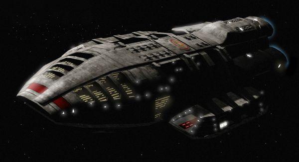 Nova Class Battlestar - Battlestar Prometheus Wiki