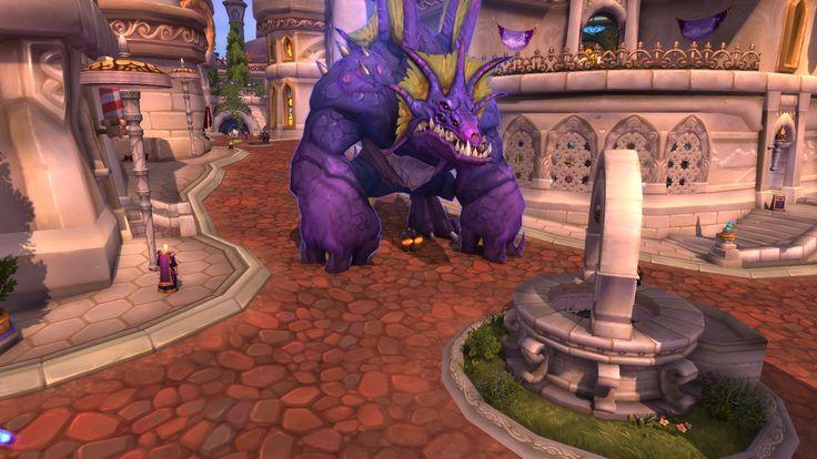 Glyph of Disguise  Fat Naga  Narcissa's Mirror  Pet Biscuit = Really Big Fish #worldofwarcraft #blizzard #Hearthstone #wow #Warcraft #BlizzardCS #gaming