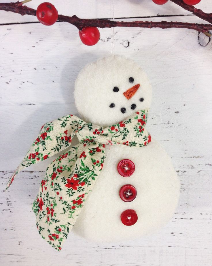 8 best Cuuuute images on Pinterest | Handmade ornaments, Holiday ...