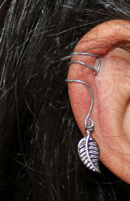 Cats & Sisters: DIY: Ear Cuffs