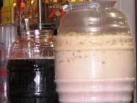 Home made Horchata recipe. The only change is it needed a little more sugar for our taste. Great recipe. Huge hit.