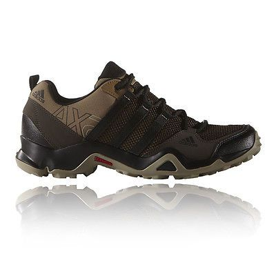 Adidas AX2 Mens Brown Trail Outdoors Walking Camping Sports Shoes Trainers | Trainers | Men's Shoes - Zeppy.io