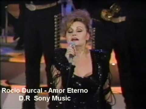 "Rocio Durcal  ""Amor Eterno""  although she may not be Mecican, known as the most Mexican Spanish woman, I grew up listening to her music.  This song still makes me tear up every time I hear it."