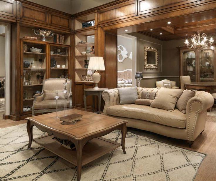 Trzyma poziom! #classic #design #table #internoitaliano #busatto