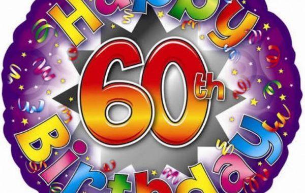 60th Birthday Wishes Birthday Wishes 60th Birthday Happy Birthday Wishes