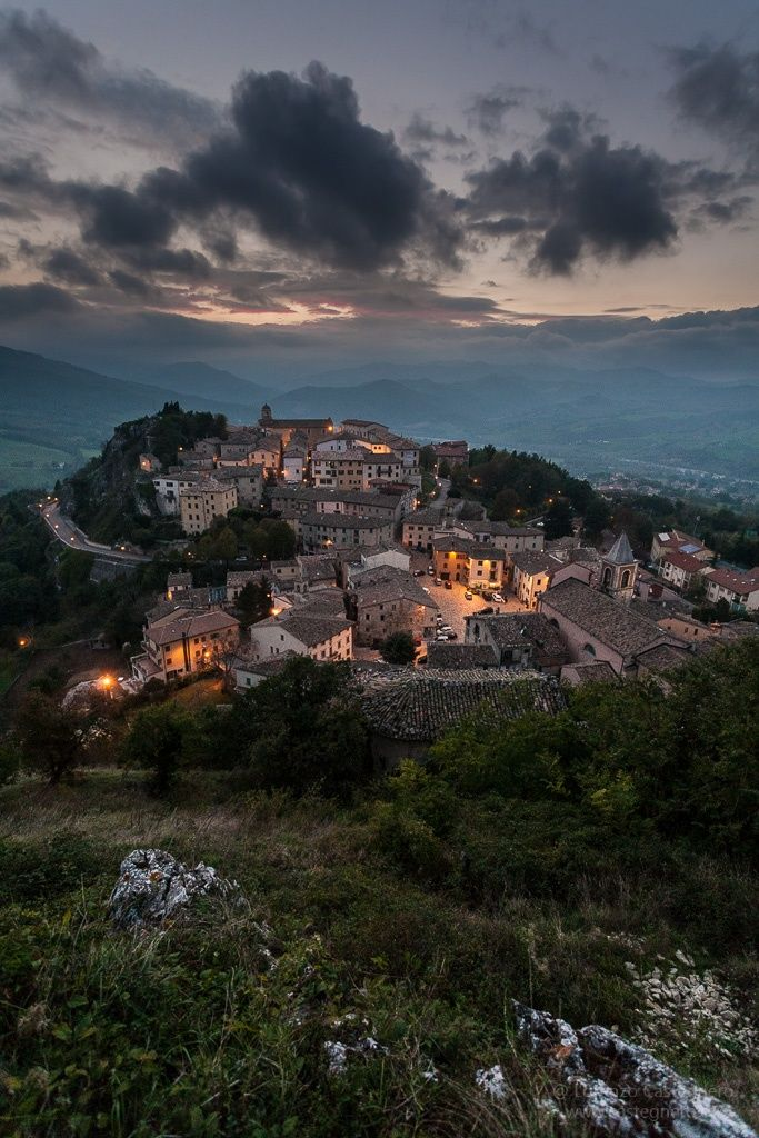 Pennabilli by Lorenzo Castegnero on 500px