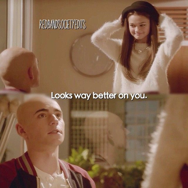 "#RedBandSociety 1x3 ""Liar, Liar, Pants On Fire"" - Leo and Emma"