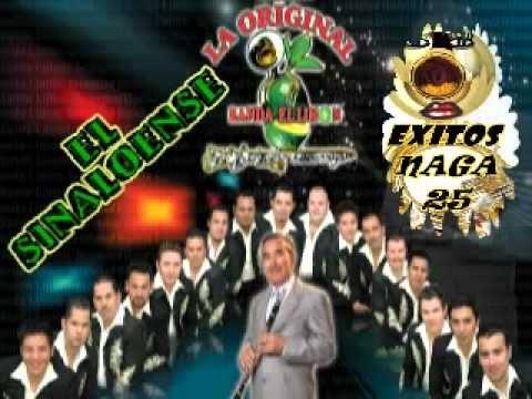EL SINALOENSE-LA ORIGINAL BANDA EL LIMON---EXITOS NAGA 25.flv - YouTube