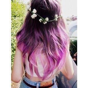 My favourite colour purple!