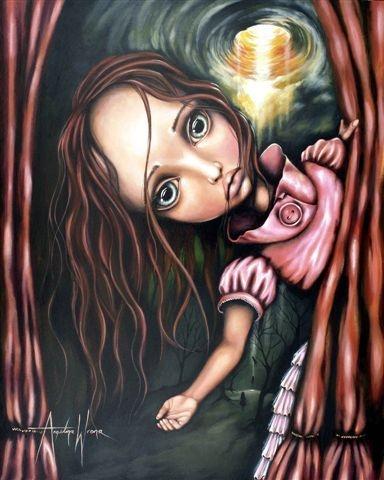 Angelina Wrona Art!