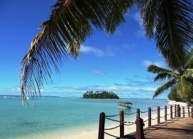 Muri beach, Rarotonga accommodation