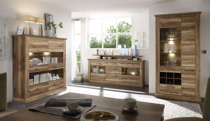 Más de 25 ideas increíbles sobre Sideboard nussbaum weiß en - wohnzimmer nussbaum weis