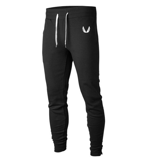 Golds Gym Pants Mens Tracksuit Sports Bottoms Cotton Fitness Skinny Joggers Sweat Pants Pantalones Chandal Hombre Casual Pants