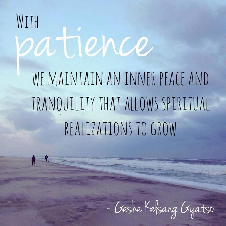 Image result for kadampa quote patience