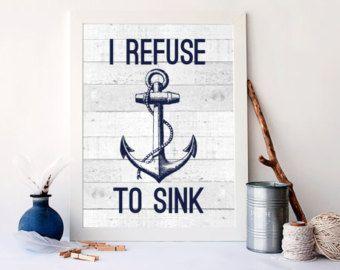 nautical bedroom decor – Etsy