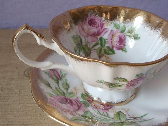 antique aynsley tea cup and saucer vintage blue tea cup. Black Bedroom Furniture Sets. Home Design Ideas