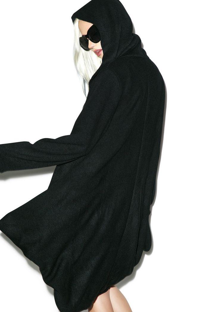 Hawt Hooded Cardigan