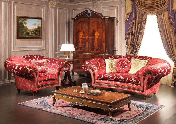 Vimercati mobili ~ Luxury classic sofa and armchairs by vimercati media classic