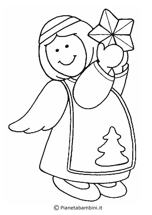 Pi di 25 fantastiche idee su disegni bambini su pinterest for Disegni da colorare angeli