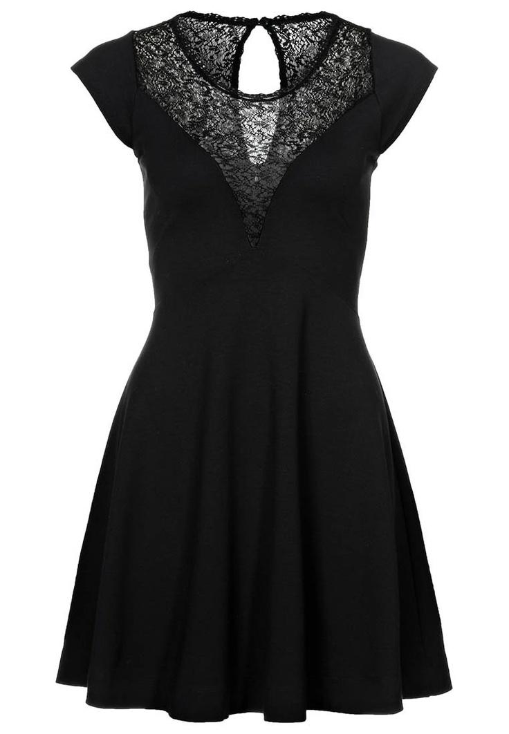 ALICIA - Robe de soirée - noir