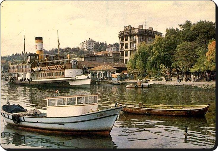✿ ❤  Bir Zamanlar İSTANBUL, Ortaköy / 1970'ler