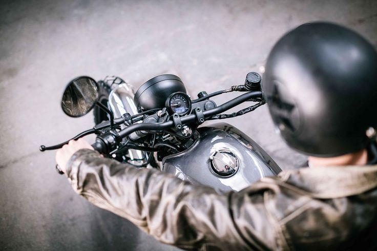 BRIXTON BX 125 #brixton #brixtonmotorcycles #motorcycle #motorrad