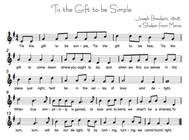 Best 25+ Simple gifts song ideas on Pinterest | Wrapping ideas ...