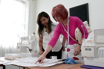 School of sewing speed tailoring workshop