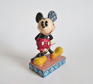 "Mickey Mouse ""The Original"" Figurine Jim Shore Disney Traditions"
