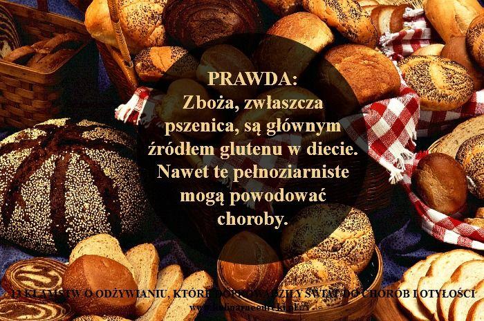 13 Kłamstw o odżywianiu - pszenica