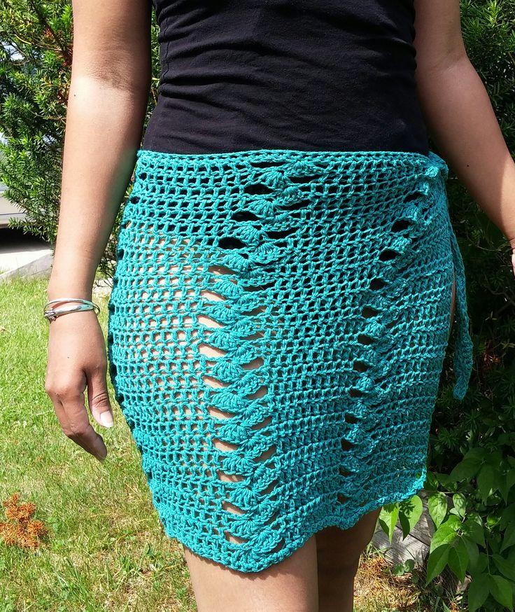 539 best Crochet - Skirt images on Pinterest | Crochet dresses ...