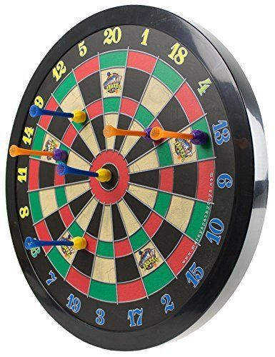 Doinkit Darts Magnetic Dart Board #MarkySparky