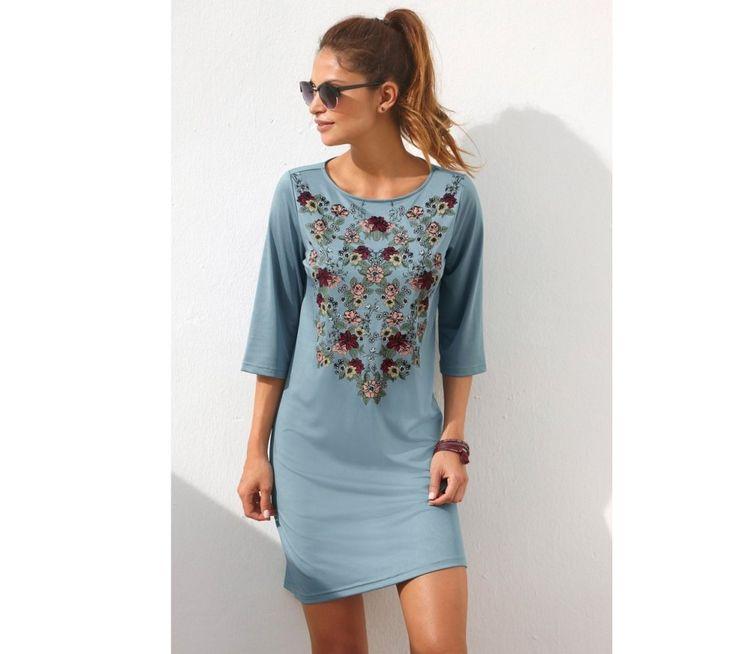 Krátke šaty s potlačou kvetín | modino.sk #ModinoSK #modino_sk #modino_style #style #fashion #bestseller #dess
