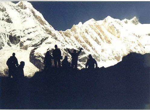 Annapurna Sanctuary Nepal