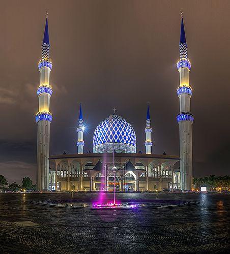 Masjid Sultan Salahuddin Abdul Aziz Shah, Shah Alam, Selan… | Flickr