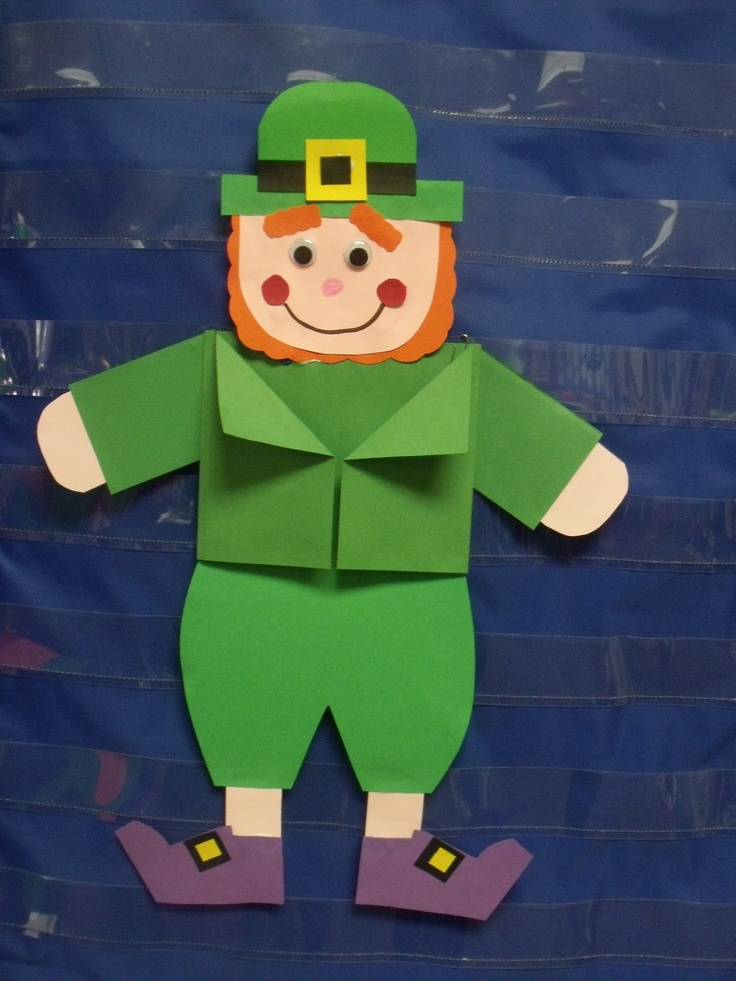 D St Patrick S Day Crafts