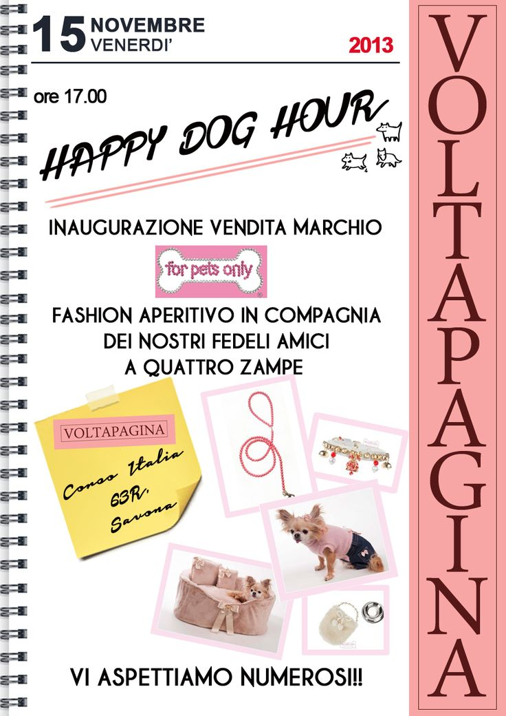 HAPPY DOG HOUR
