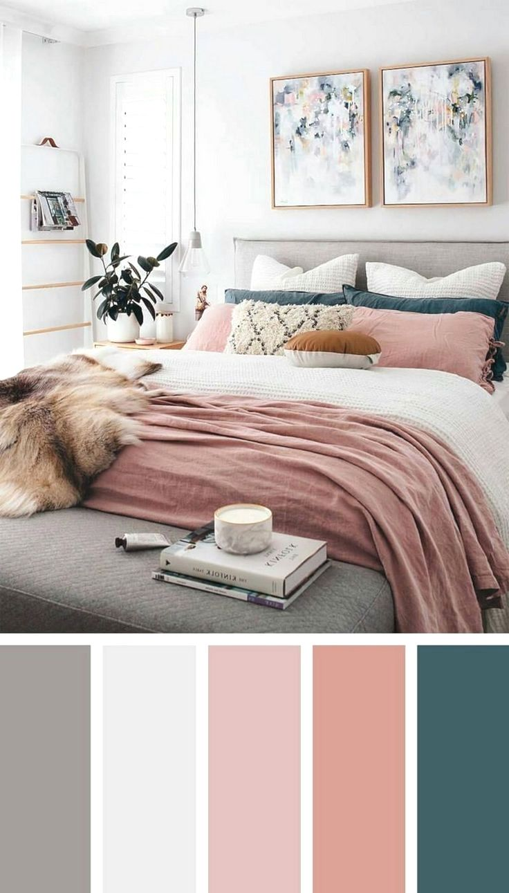 Les Couleurs Des Chambres 2018 choosing a beautiful color scheme for the interior will make