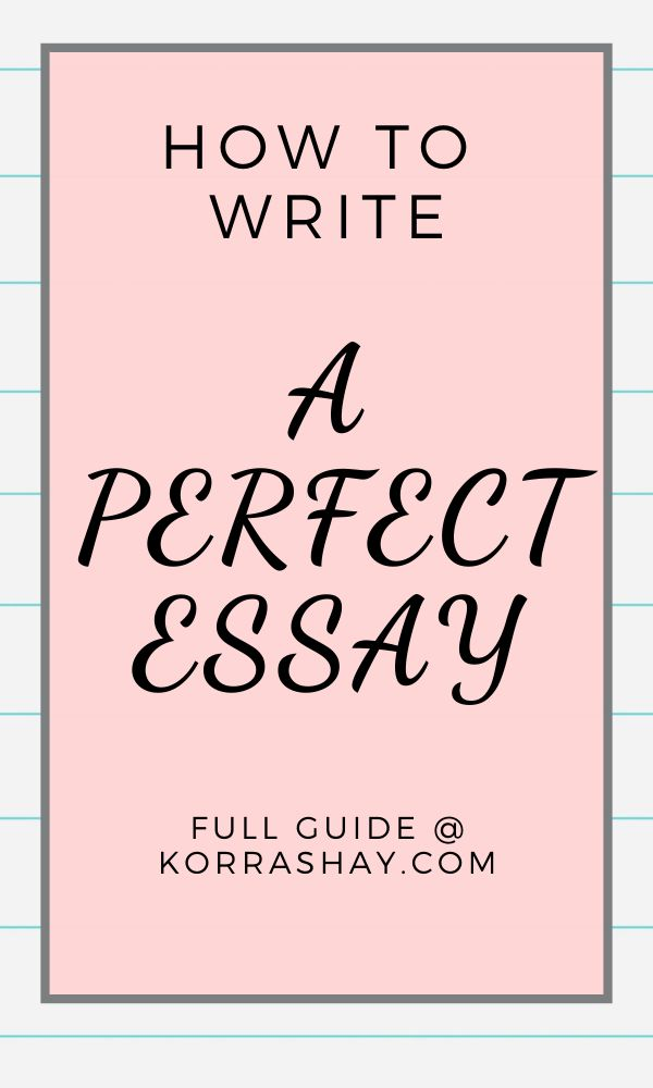 How To Write An Essay Your Teacher Will Love Essay Writing English Vocabulary Words Essay