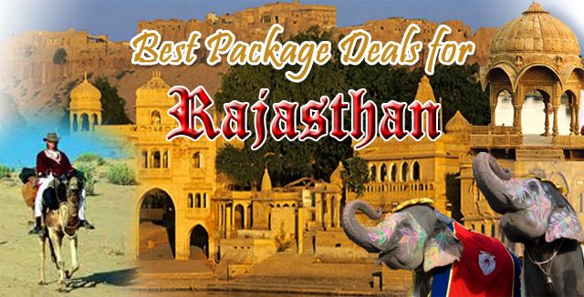 Exclusive offer of Rajasthan vacation packages with superb prices  Duration: 06 Nights / 07 Days Visits: Jaipur, Jodhpur, Ranakpur, Udaipur, Pushkar Location: India Price: Rs. 8499 /- pp Book Now http://www.rajasthanholidaypackage.com/rajasthan-vacation-package.php
