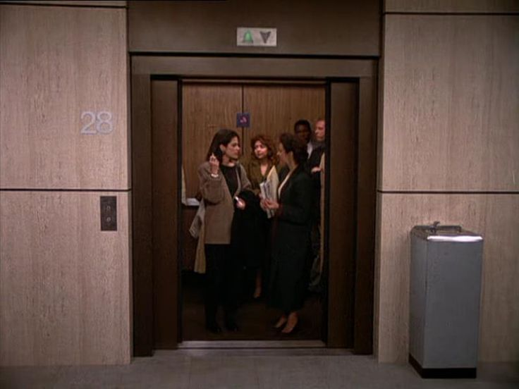 Seinfeld Season 2 The Statue