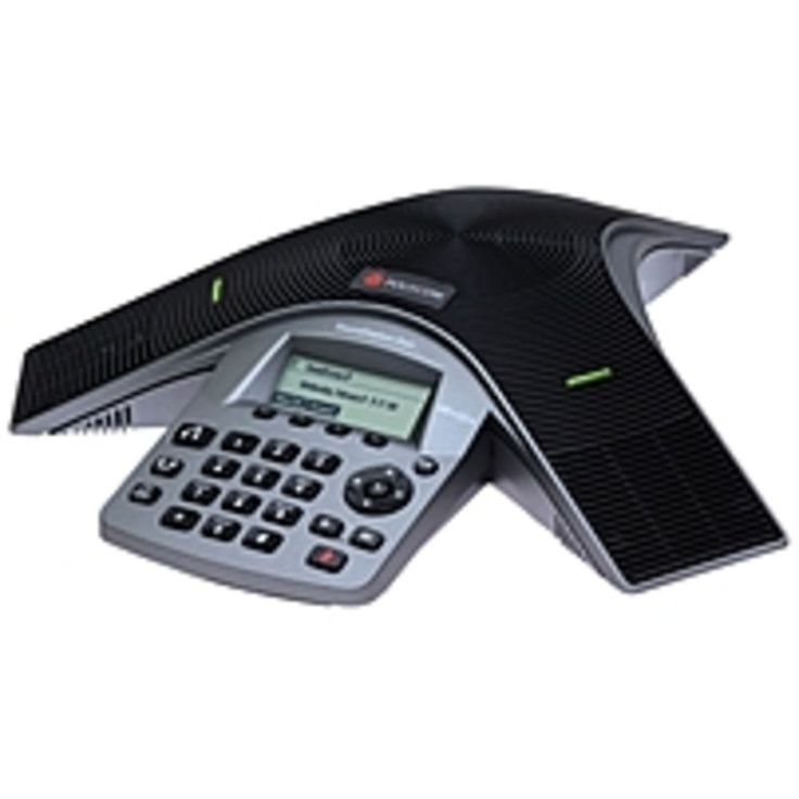 Polycom SoundStation Duo 2200-19000-001 IP Conference Station - Cable - 1 x Total Line - VoIP - Caller ID - 1 x Network (RJ-45) - PoE Ports